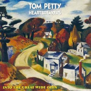 Cover - Tom Petty & The Heartbreakers: Into The Great Wide Open