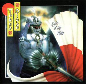 Cover - Tokyo Blade: Night Of The Blade