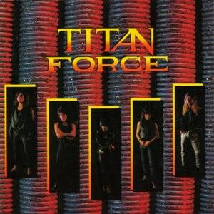 Titan Force: Titan Force - Cover