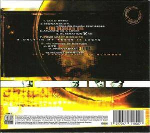 Tiamat: A Deeper Kind Of Slumber (CD) - Bild 2