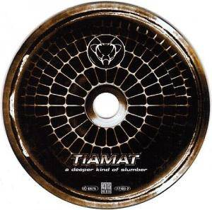 Tiamat: A Deeper Kind Of Slumber (CD) - Bild 3