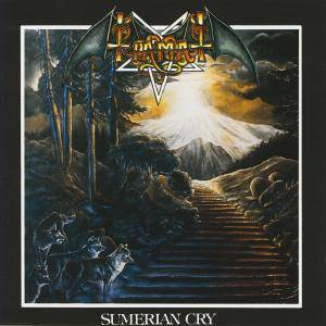 Cover - Tiamat: Sumerian Cry