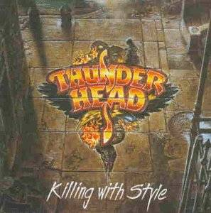 Cover - Thunderhead: Killing With Style