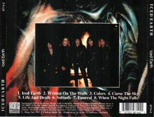 Iced Earth: Iced Earth (CD) - Bild 4