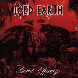 Iced Earth: Burnt Offerings (CD) - Bild 1