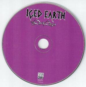 Iced Earth: The Dark Saga (CD) - Bild 3
