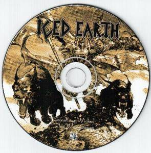 Iced Earth: Something Wicked This Way Comes (CD) - Bild 3