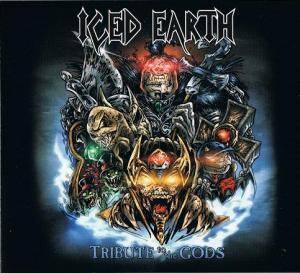 Iced Earth: Tribute To The Gods (CD) - Bild 1