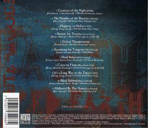 Iced Earth: Tribute To The Gods (CD) - Bild 6