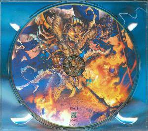 Iced Earth: Alive In Athens (3-CD) - Bild 5