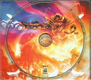 Iced Earth: Alive In Athens (3-CD) - Bild 7