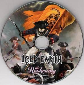 Iced Earth: The Reckoning (Single-CD) - Bild 2