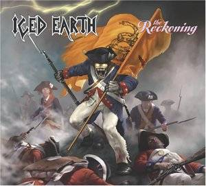 Iced Earth: The Reckoning (Single-CD) - Bild 1