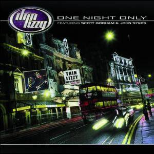 Thin Lizzy: One Night Only (CD) - Bild 1