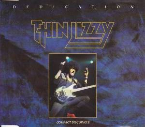 Thin Lizzy: Dedication - Cover