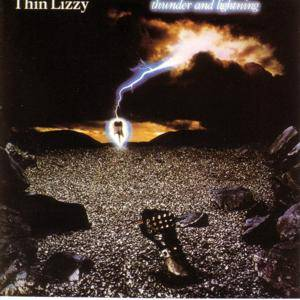 Thin Lizzy: Thunder And Lightning - Cover