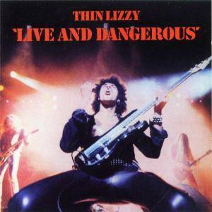 Thin Lizzy: Live And Dangerous (CD) - Bild 1