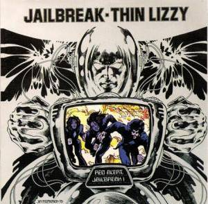 Cover - Thin Lizzy: Jailbreak