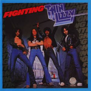 Cover - Thin Lizzy: Fighting
