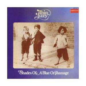 Thin Lizzy: Shades Of A Blue Orphanage - Cover