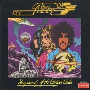 Cover - Thin Lizzy: Vagabonds Of The Western World