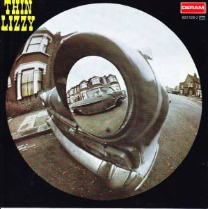 Cover - Thin Lizzy: Thin Lizzy