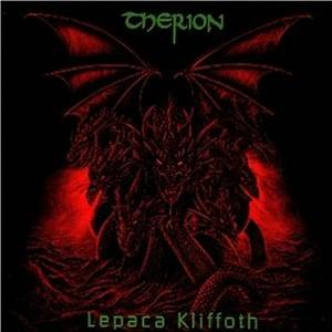Therion: Lepaca Kliffoth - Cover