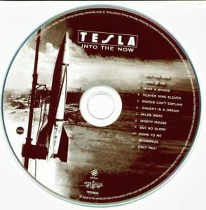 Tesla: Into The Now (CD) - Bild 3