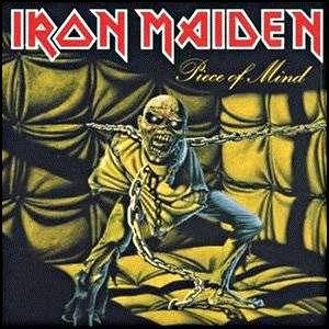Cover - Iron Maiden: Piece Of Mind