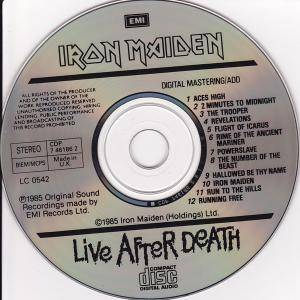 Iron Maiden: Live After Death (CD) - Bild 4