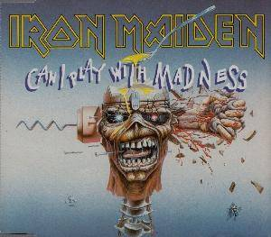 Iron Maiden: Can I Play With Madness - Cover