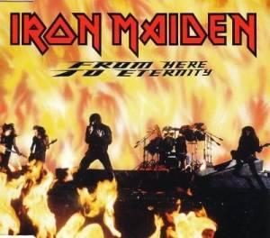 Iron Maiden: From Here To Eternity - Cover