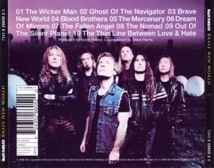 Iron Maiden: Brave New World (CD) - Bild 3