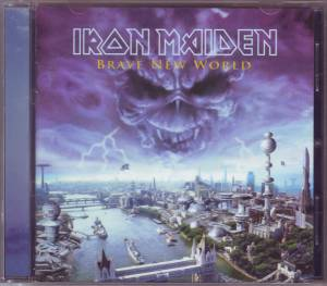Iron Maiden: Brave New World (CD) - Bild 5