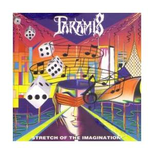 Taramis: Stretch Of The Imagination - Cover
