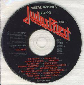 Judas Priest: Metal Works '73-'93 (2-CD) - Bild 3