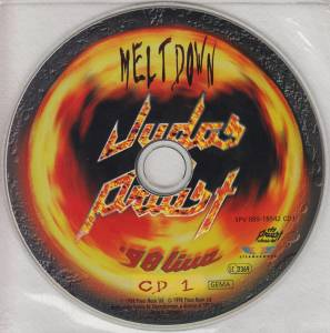 Judas Priest: '98 Live Meltdown (2-CD) - Bild 5
