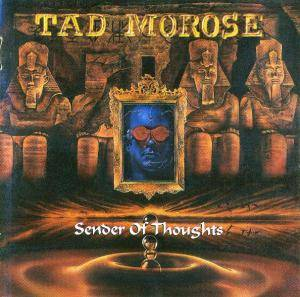 Tad Morose: Sender Of Thoughts - Cover