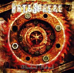 Hatesphere: Bloodred Hatred - Cover