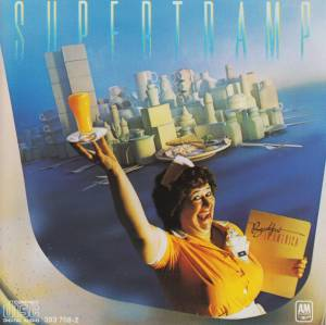Supertramp: Breakfast In America - Cover