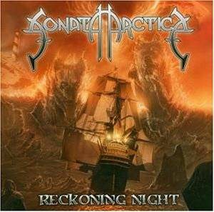 Sonata Arctica: Reckoning Night - Cover