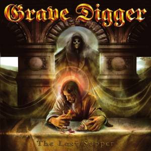 Grave Digger: Last Supper, The - Cover