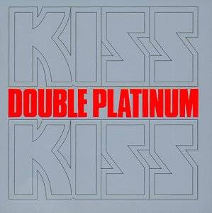 KISS: Double Platinum - Cover