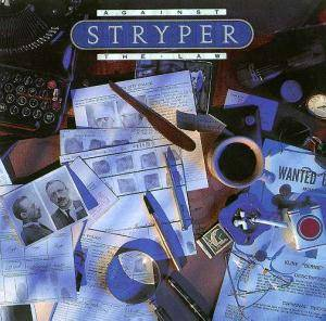 Cover - Stryper: Against The Law