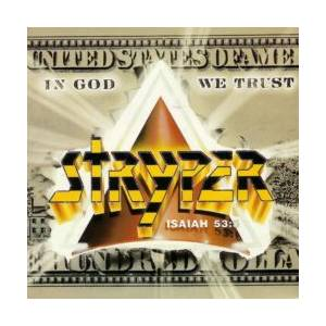 Stryper: In God We Trust - Cover