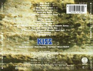 KISS: Hot In The Shade (CD) - Bild 2