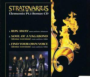 Stratovarius: Elements Pt. 1 (2-CD) - Bild 5