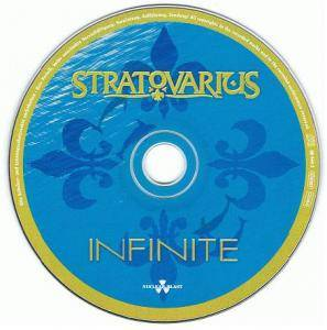 Stratovarius: Infinite (2-CD) - Bild 3