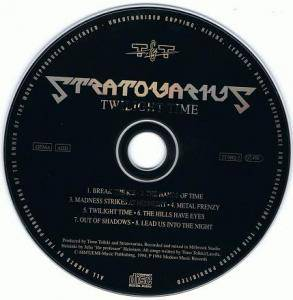 Stratovarius: Twilight Time (CD) - Bild 3