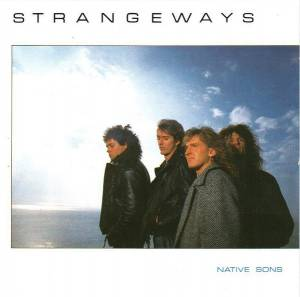 Strangeways: Native Sons - Cover
